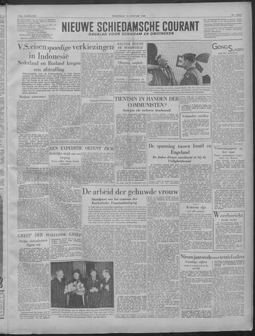 Nieuwe Schiedamsche Courant 1949-01-12