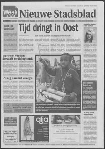 Het Nieuwe Stadsblad 2007-03-07