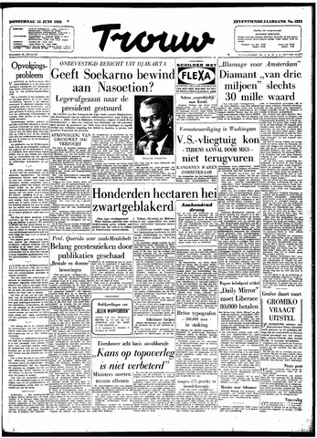 Trouw / De Rotterdammer 1959-06-18