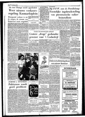 Rotterdamsch Parool / De Schiedammer 1961-01-04