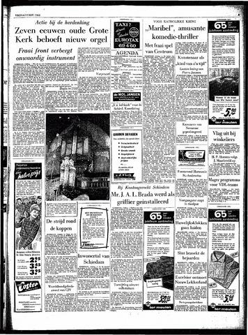 Rotterdamsch Parool / De Schiedammer 1962-11-09