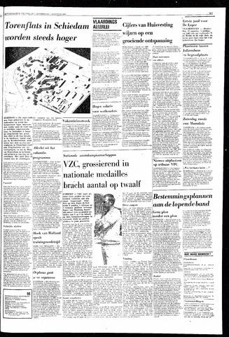 Rotterdamsch Nieuwsblad / Schiedamsche Courant / Rotterdams Dagblad / Waterweg / Algemeen Dagblad 1968-08-01