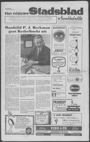 Het Nieuwe Stadsblad 1970-06-26