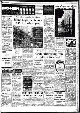 Trouw / De Rotterdammer 1964-10-07