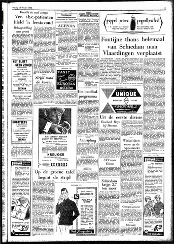 Rotterdamsch Parool / De Schiedammer 1961-10-13