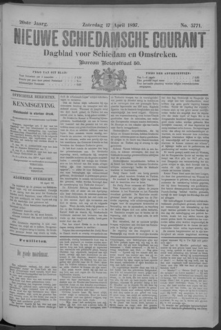 Nieuwe Schiedamsche Courant 1897-04-17