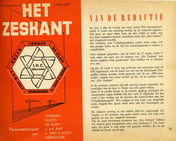 Het Zeskant 1947-05-01