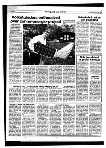 Het Vrije volk 1990-04-20