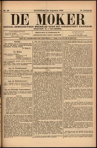 De Moker 1909-08-28