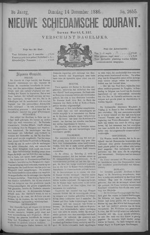 Nieuwe Schiedamsche Courant 1886-12-14