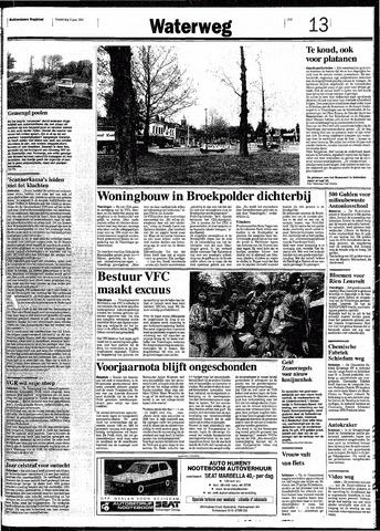 Rotterdamsch Nieuwsblad / Schiedamsche Courant / Rotterdams Dagblad / Waterweg / Algemeen Dagblad 1991-06-06