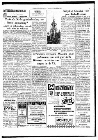 Rotterdamsch Nieuwsblad / Schiedamsche Courant / Rotterdams Dagblad / Waterweg / Algemeen Dagblad 1965-09-15