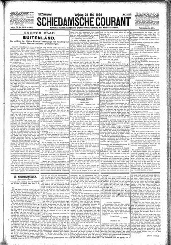 Schiedamsche Courant 1929-05-24