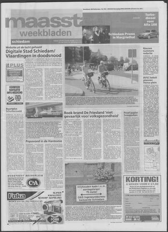 Maaspost / Maasstad / Maasstad Pers 2002-05-22