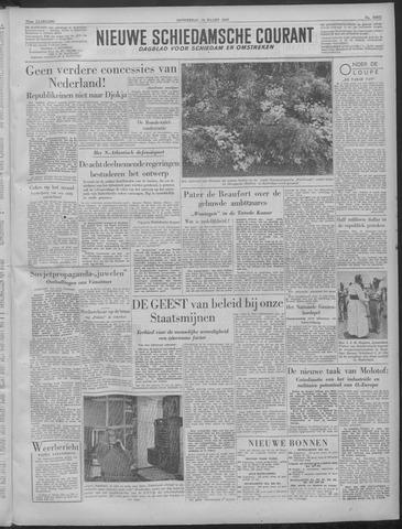 Nieuwe Schiedamsche Courant 1949-03-10