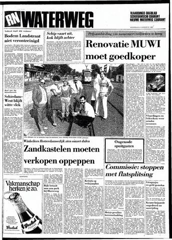 Rotterdamsch Nieuwsblad / Schiedamsche Courant / Rotterdams Dagblad / Waterweg / Algemeen Dagblad 1983-08-31