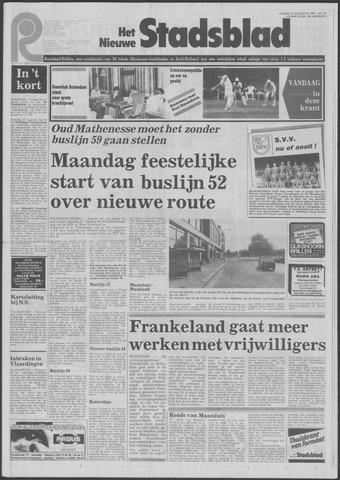 Het Nieuwe Stadsblad 1984-08-24