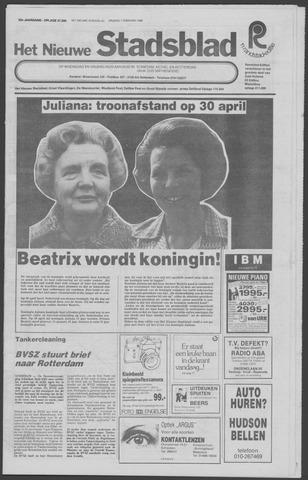 Het Nieuwe Stadsblad 1980-02-01
