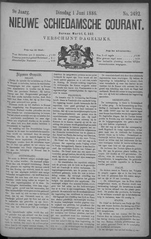 Nieuwe Schiedamsche Courant 1886-06-01