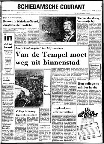 Rotterdamsch Nieuwsblad / Schiedamsche Courant / Rotterdams Dagblad / Waterweg / Algemeen Dagblad 1980-04-29