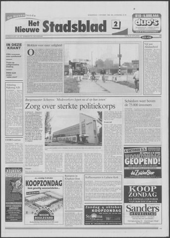 Het Nieuwe Stadsblad 1998-10-01