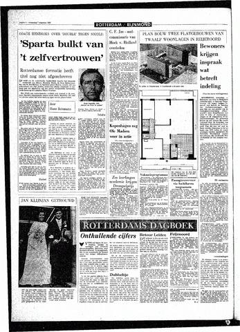 Rotterdamsch Parool / De Schiedammer 1968-08-07