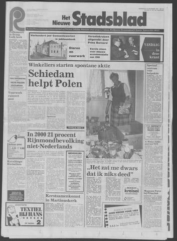 Het Nieuwe Stadsblad 1981-12-16