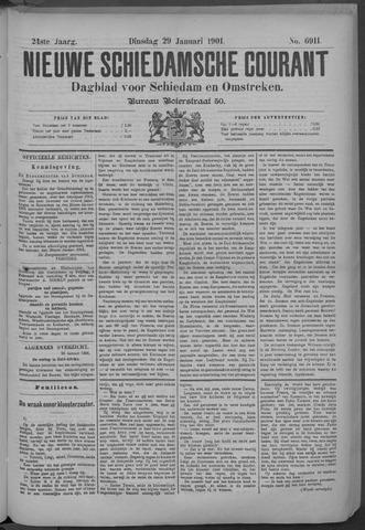 Nieuwe Schiedamsche Courant 1901-01-29