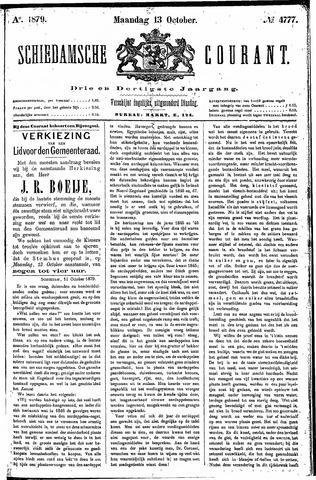 Schiedamsche Courant 1879-10-13