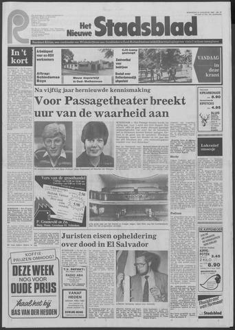 Het Nieuwe Stadsblad 1983-08-24