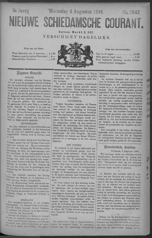 Nieuwe Schiedamsche Courant 1886-08-04