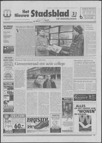 Het Nieuwe Stadsblad 1996-12-05