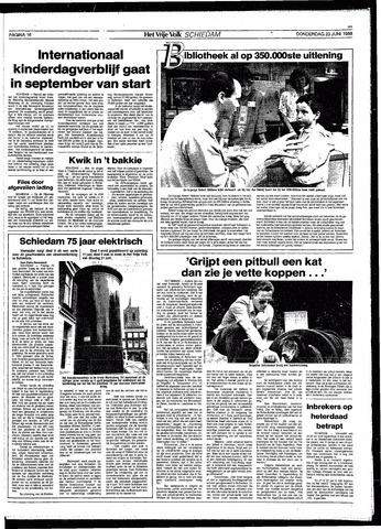 Het Vrije volk 1988-06-23