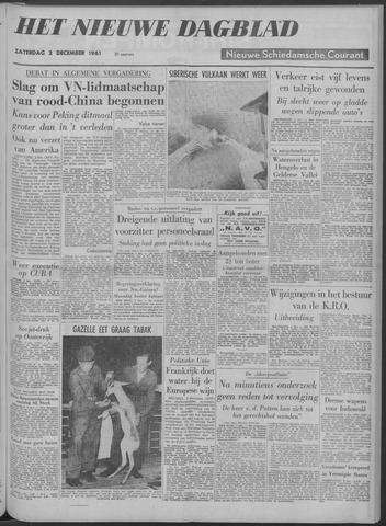 Nieuwe Schiedamsche Courant 1961-12-02