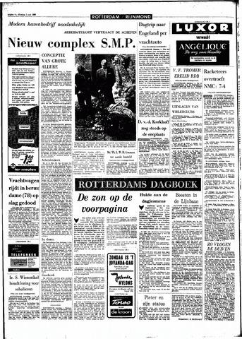 Rotterdamsch Parool / De Schiedammer 1966-05-03