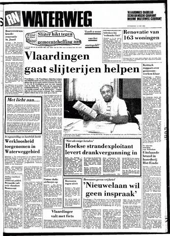 Rotterdamsch Nieuwsblad / Schiedamsche Courant / Rotterdams Dagblad / Waterweg / Algemeen Dagblad 1983-06-16