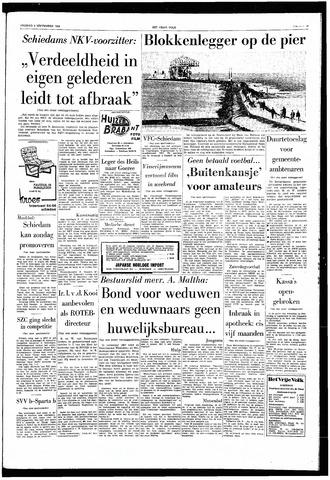 Het Vrije volk 1969-09-05