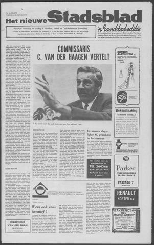 Het Nieuwe Stadsblad 1970-10-21