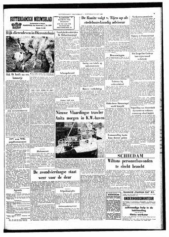 Rotterdamsch Nieuwsblad / Schiedamsche Courant / Rotterdams Dagblad / Waterweg / Algemeen Dagblad 1964-05-27