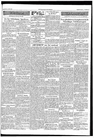 Rotterdamsch Nieuwsblad / Schiedamsche Courant / Rotterdams Dagblad / Waterweg / Algemeen Dagblad 1953-06-01