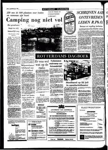 Rotterdamsch Parool / De Schiedammer 1966-07-20