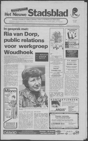 Het Nieuwe Stadsblad 1976-02-25