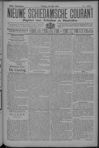 Nieuwe Schiedamsche Courant 1917-05-25