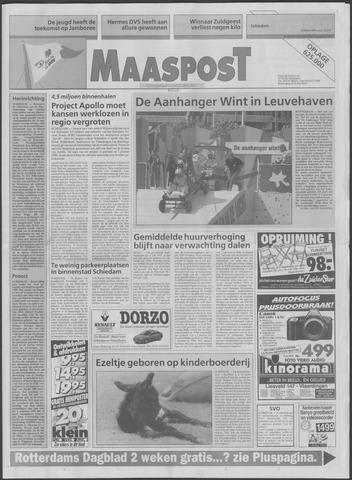 Maaspost / Maasstad / Maasstad Pers 1995-07-19