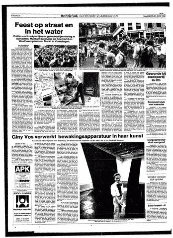 Het Vrije volk 1988-06-27