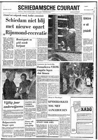 Rotterdamsch Nieuwsblad / Schiedamsche Courant / Rotterdams Dagblad / Waterweg / Algemeen Dagblad 1974-05-02