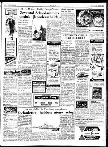 Trouw / De Rotterdammer 1962-04-27