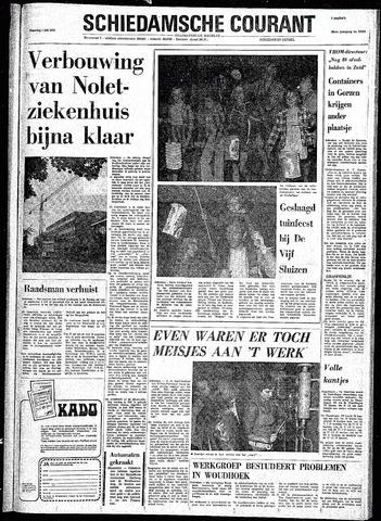 Rotterdamsch Nieuwsblad / Schiedamsche Courant / Rotterdams Dagblad / Waterweg / Algemeen Dagblad 1974-07-01