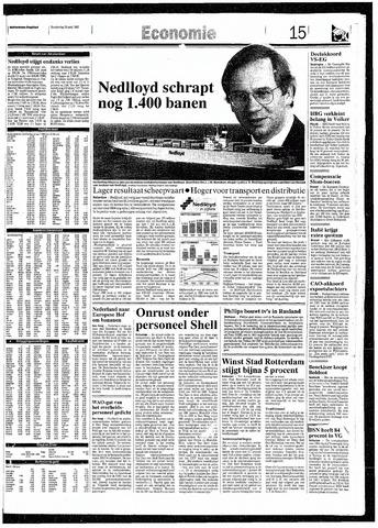 Rotterdamsch Nieuwsblad / Schiedamsche Courant / Rotterdams Dagblad / Waterweg / Algemeen Dagblad 1993-04-22