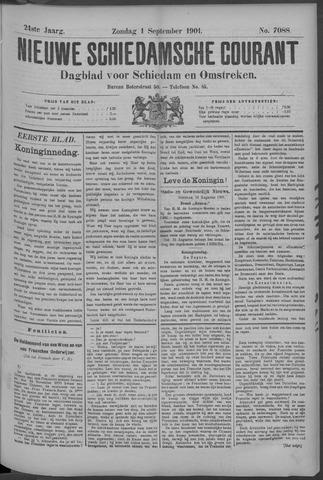 Nieuwe Schiedamsche Courant 1901-09-01